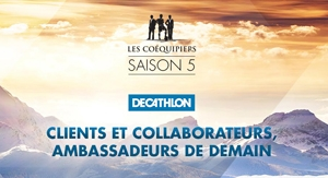 "Business Game  DECATHLON  ""Les Coéquipiers saison 5!"""